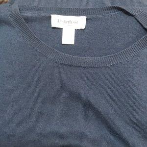Motherhood Maternity Sweaters - Motherhood Maternity crew neck sweater